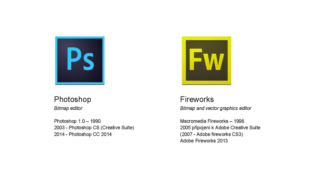 Fireworks Bitmap and vector graphics editor Mac...