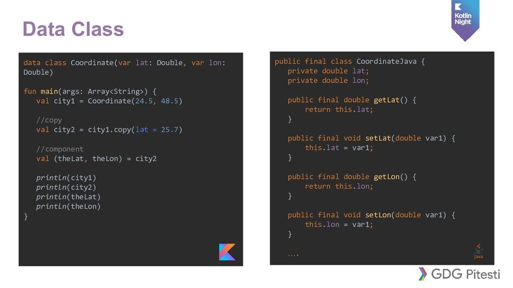 data class Coordinate(var lat: Double, var lon:...