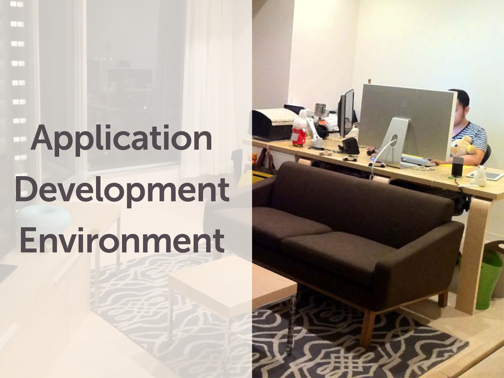 Application Development Environment