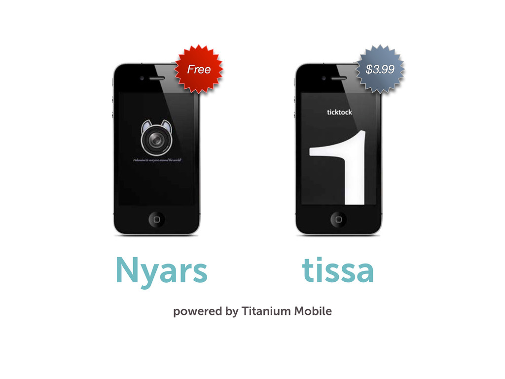 Free $3.99 tissa Nyars powered by Titanium Mobi...