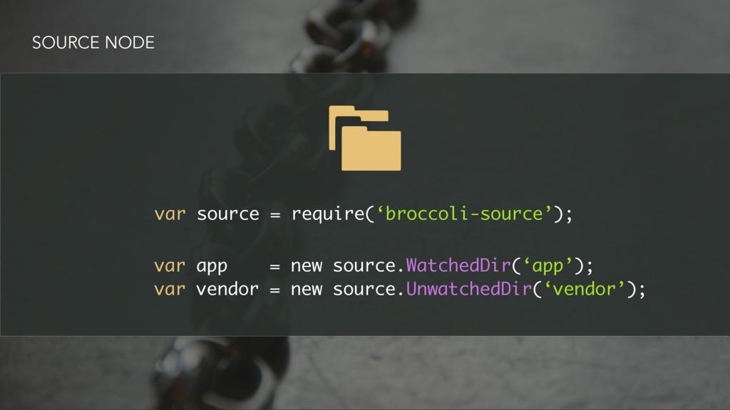 var app = new source.WatchedDir('app'); var ven...