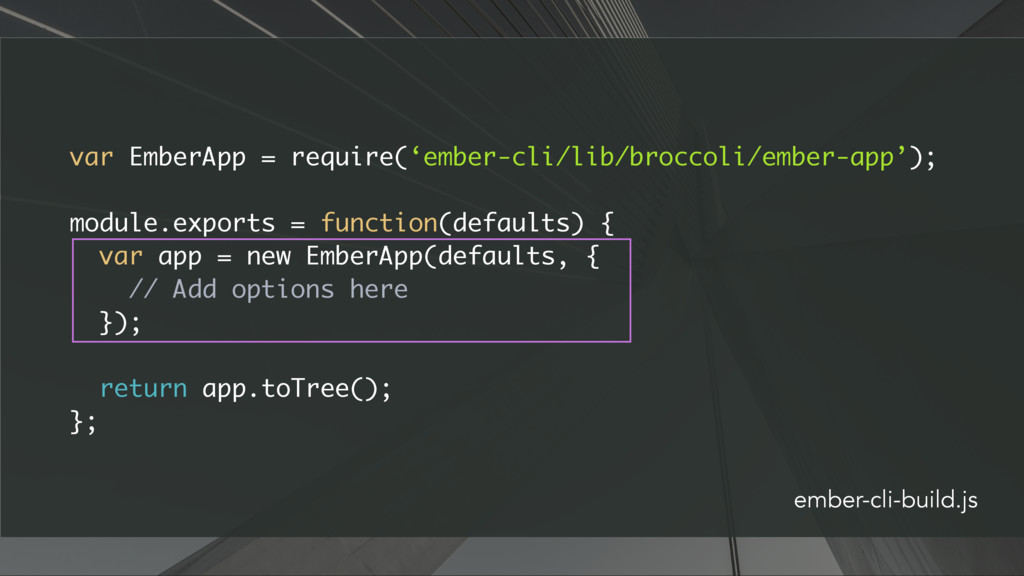 var EmberApp = require('ember-cli/lib/broccoli/...