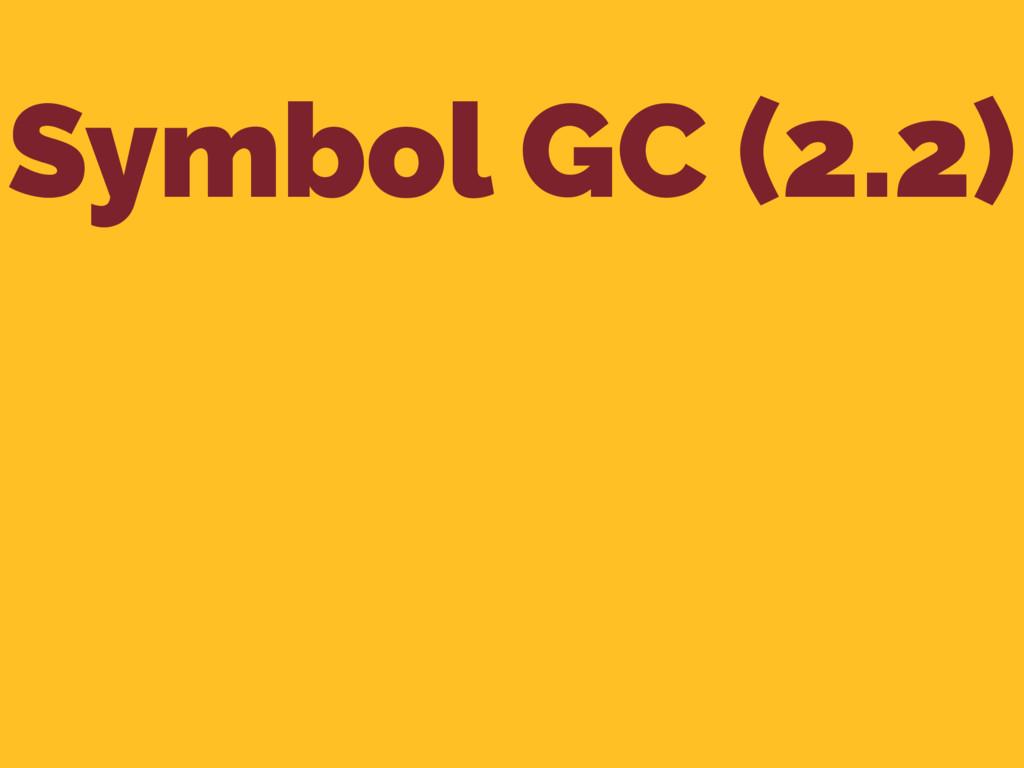 Symbol GC (2.2)