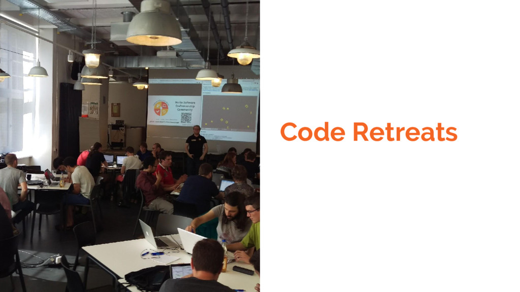 Code Retreats