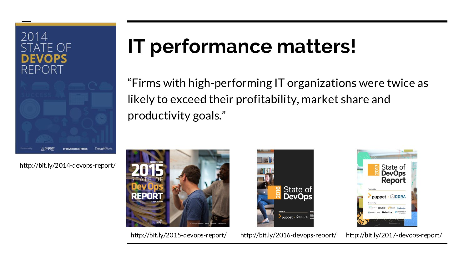 """IT performance matters! """"Firms with high-perfor..."""