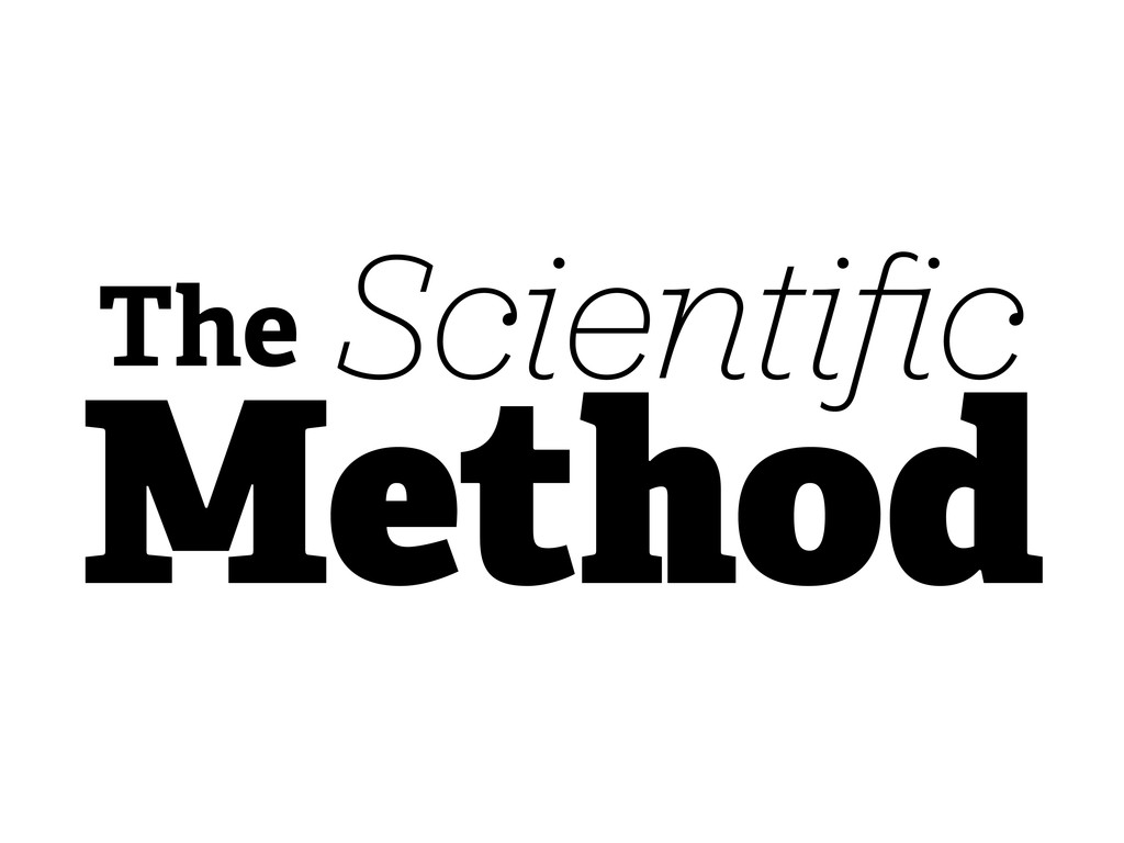 Scientific Method The