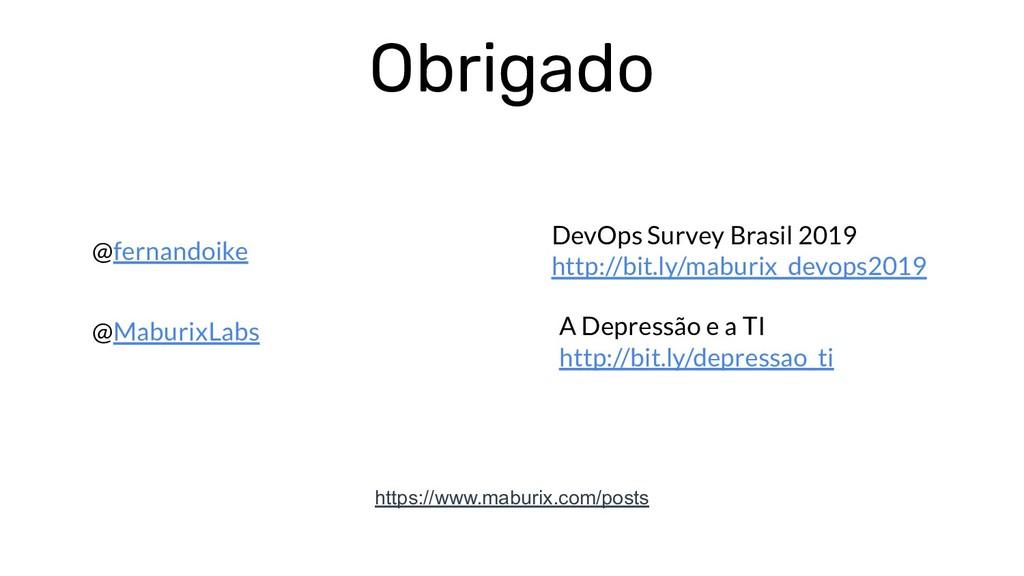 @fernandoike @MaburixLabs DevOps Survey Brasil ...