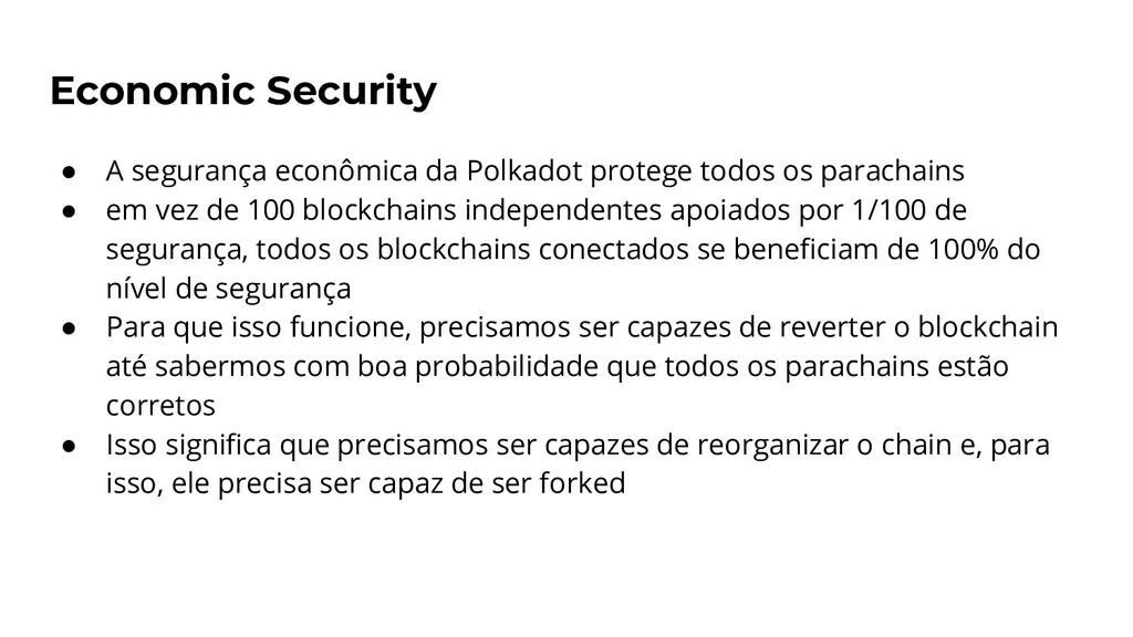 Economic Security ● A segurança econômica da Po...