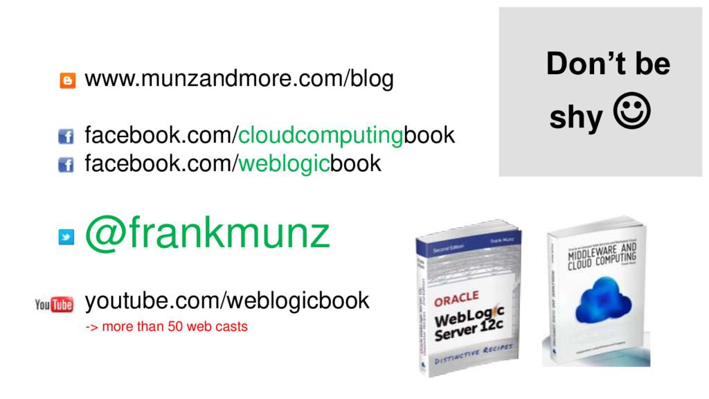 www.munzandmore.com/blog facebook.com/cloudcomp...