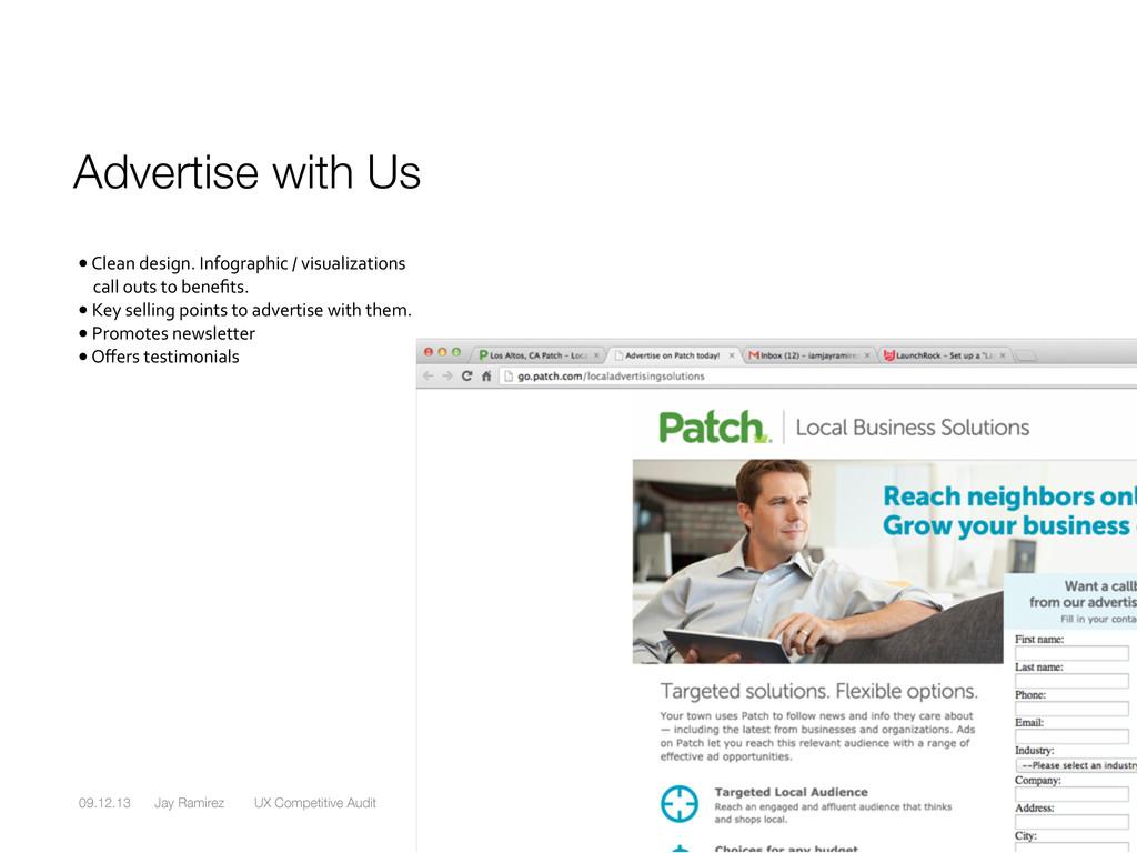 09.12.13 Jay Ramirez UX Competitive Audit 12 Ad...