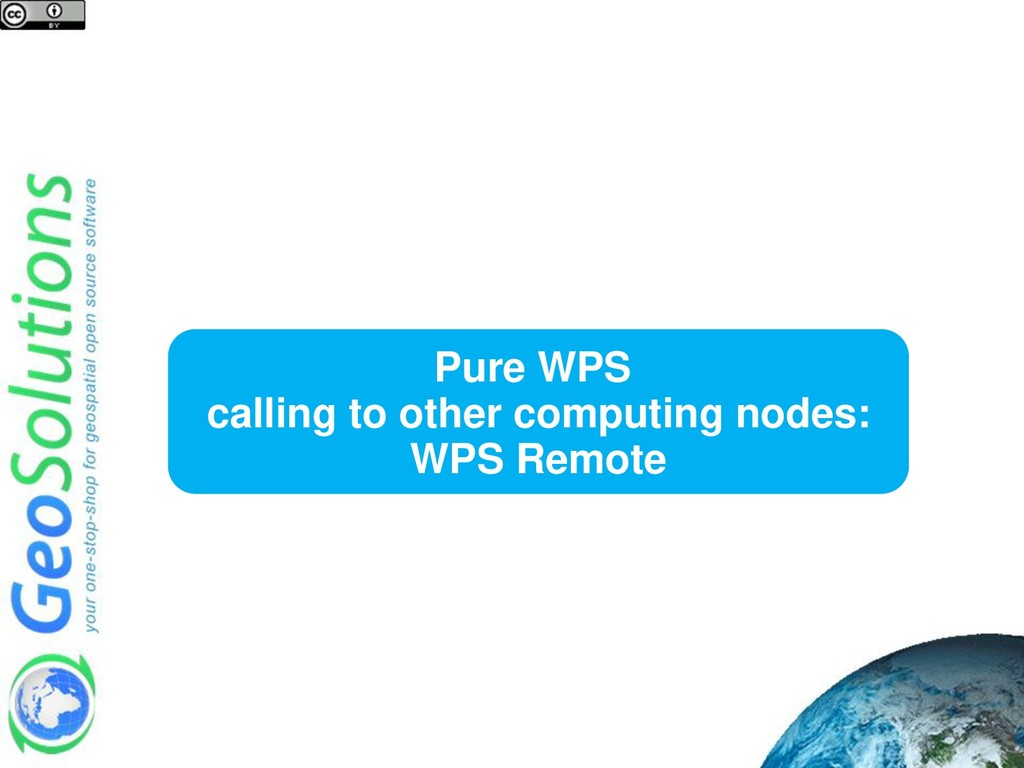 Pure WPS calling to other computing nodes: WPS ...