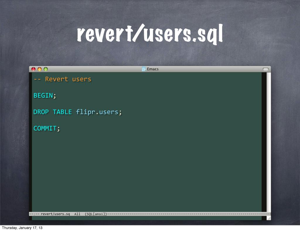 revert/users.sq revert/users.sql -‐-‐ Reve...