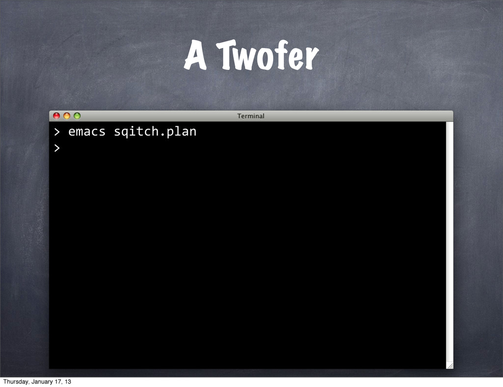 >	