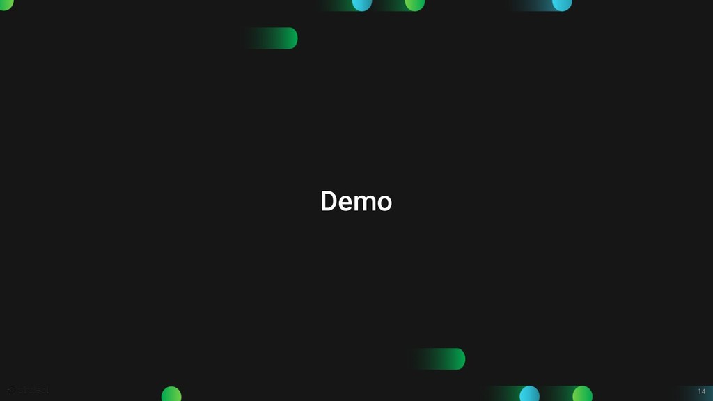 14 Demo