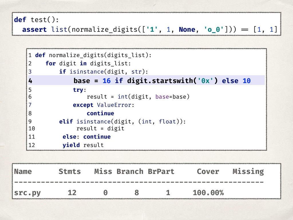 1 def normalize_digits(digits_list): 2 for digi...