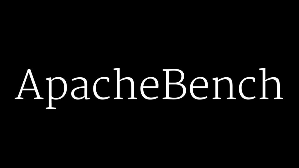 ApacheBench