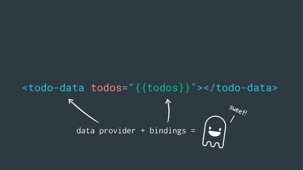 """<todo-data todos=""""{{todos}}""""></todo-data> data ..."""