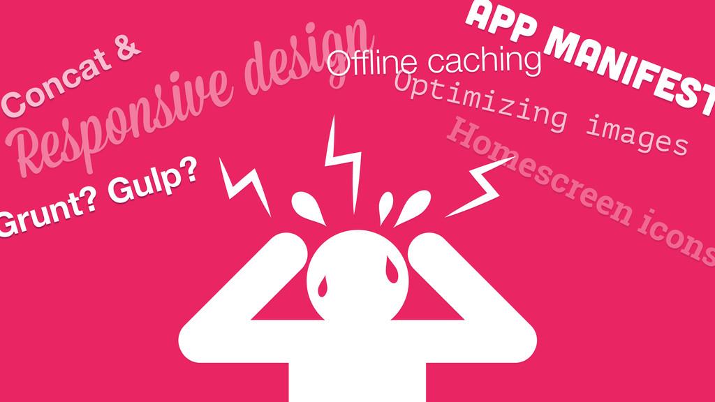 Homescreen icons Responsive design Optimizing i...