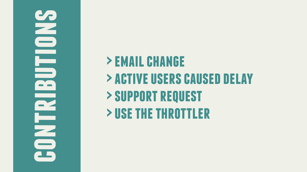 contributions > email change > active users cau...