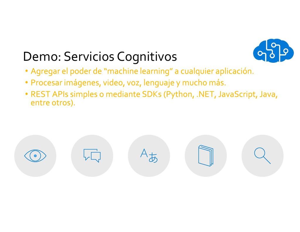 Knowledge Demo: Servicios Cognitivos Language S...
