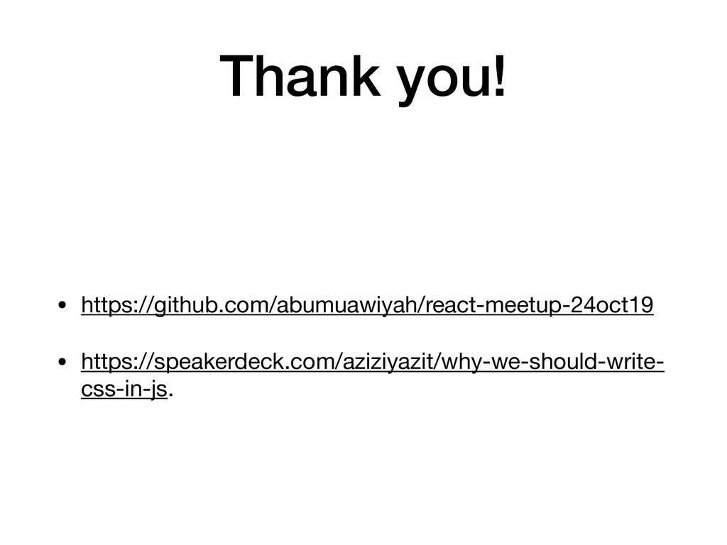 Thank you! • https://github.com/abumuawiyah/rea...