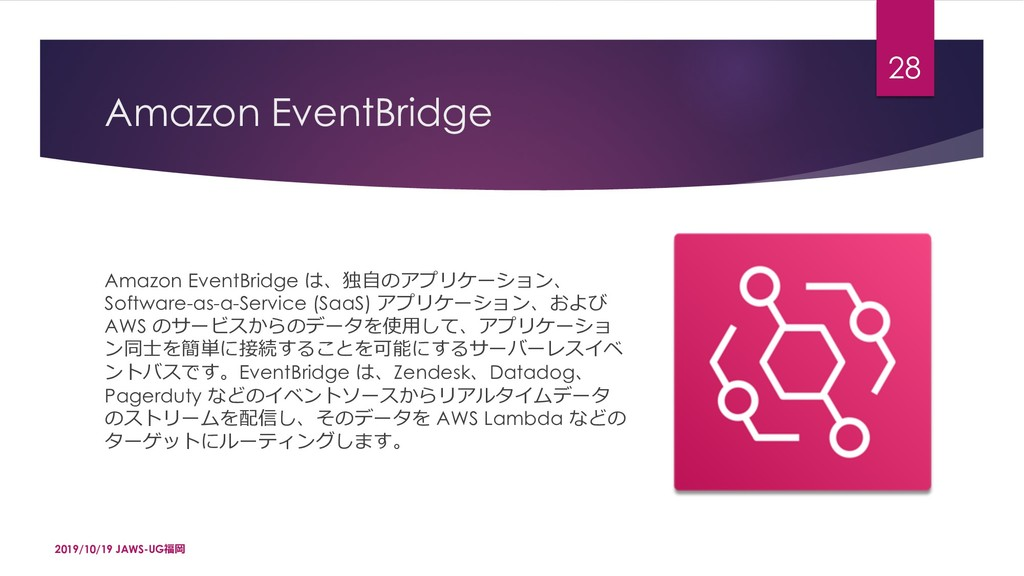 Amazon EventBridge Amazon EventBridge 4Ǵ©3N'\...