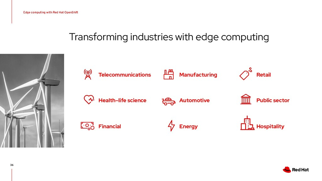36 Transforming industries with edge computing ...