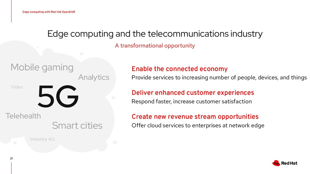 Edge computing and the telecommunications indus...