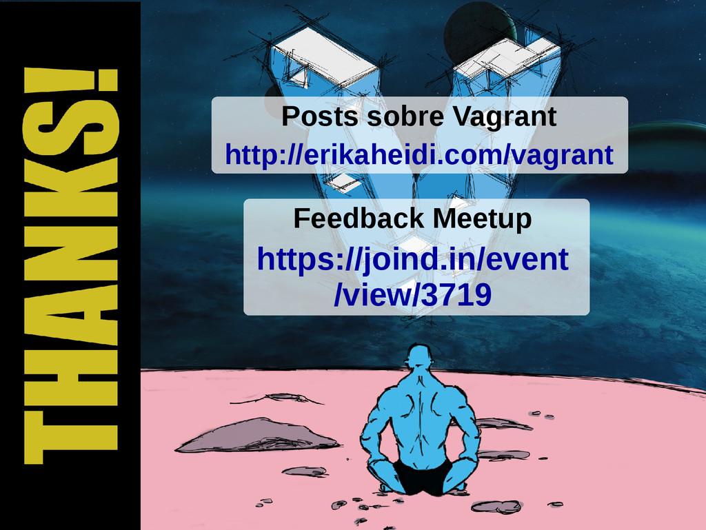 Posts sobre Vagrant http://erikaheidi.com/vagra...