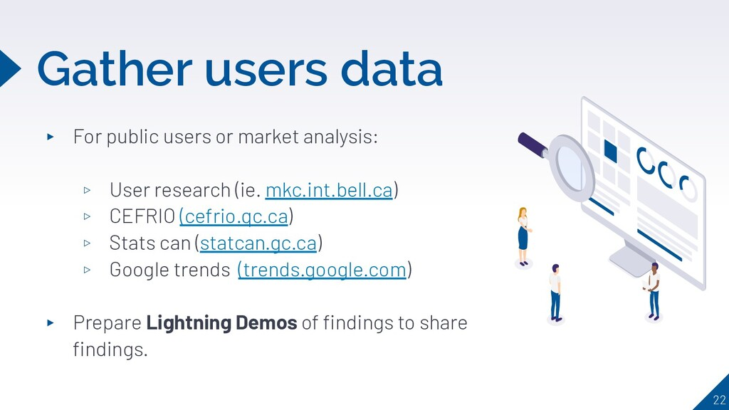 ▸ For public users or market analysis: ▹ User r...