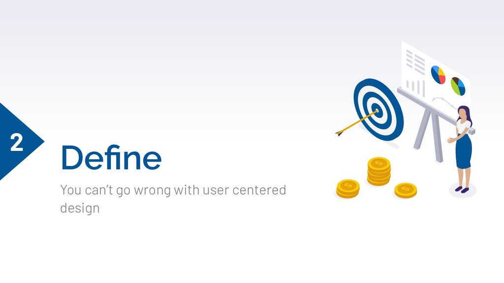 Define You can't go wrong with user centered des...
