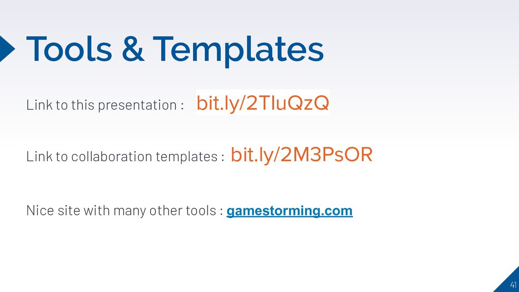 Link to this presentation : bit.ly/2TIuQzQ Link...