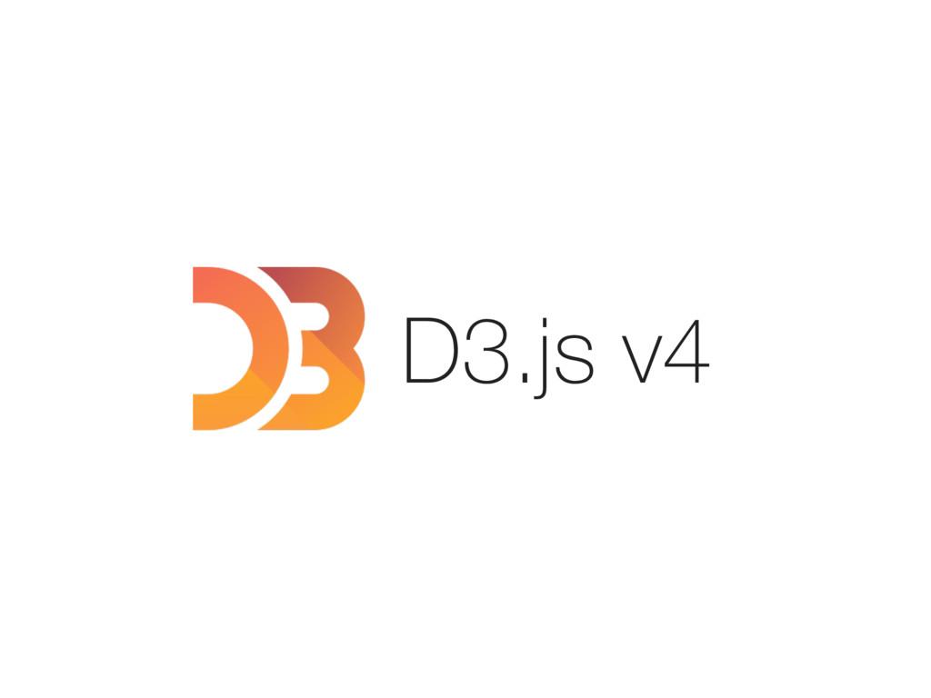 D3.js v4