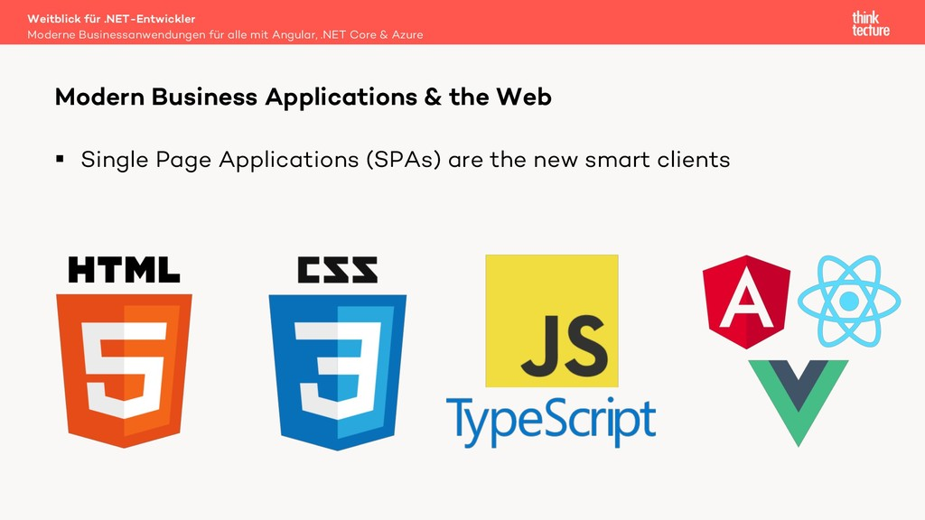 § Single Page Applications (SPAs) are the new s...