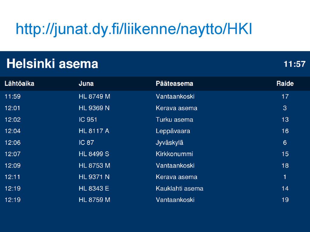 http://junat.dy.fi/liikenne/naytto/HKI