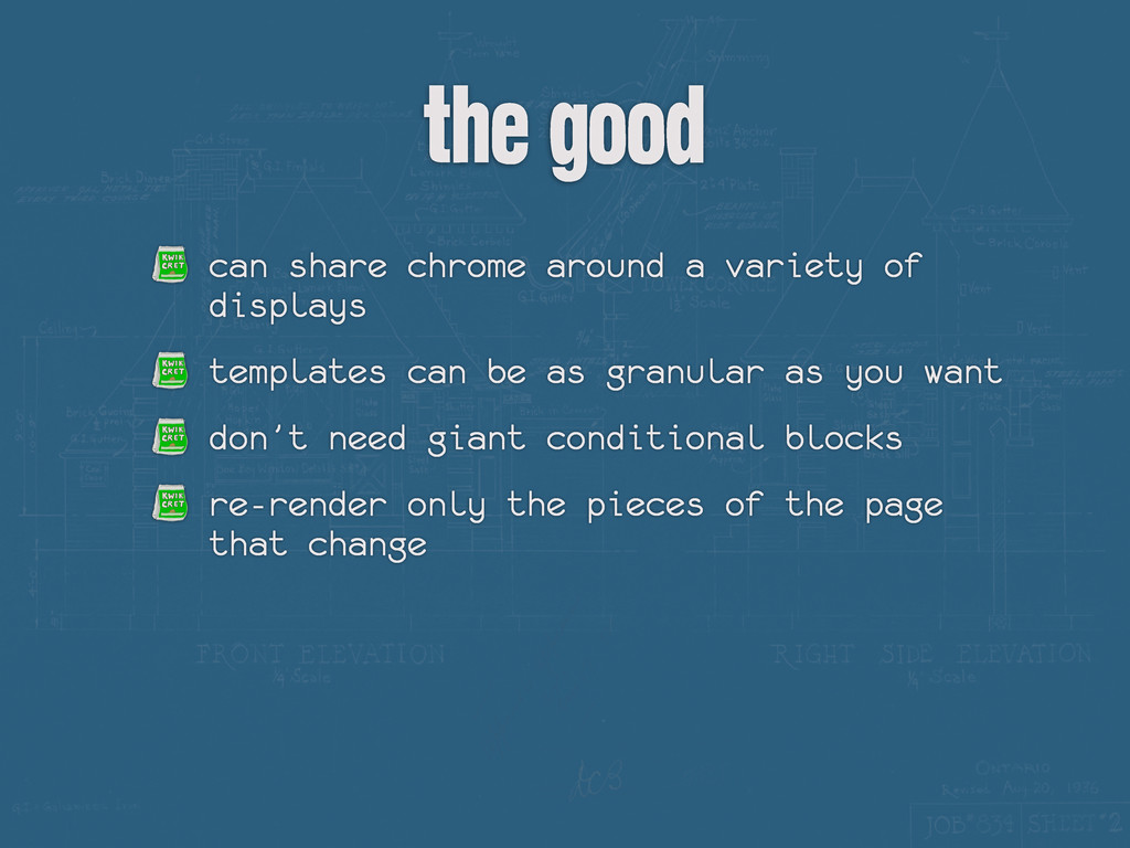 the good can share chrome around a variety of d...