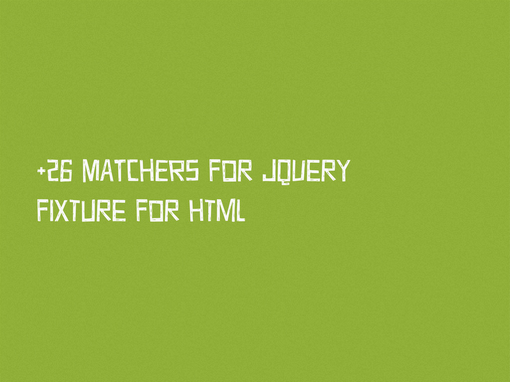 +26 MAtChErS FoR jQUeRy FIxTuRe FoR hTmL