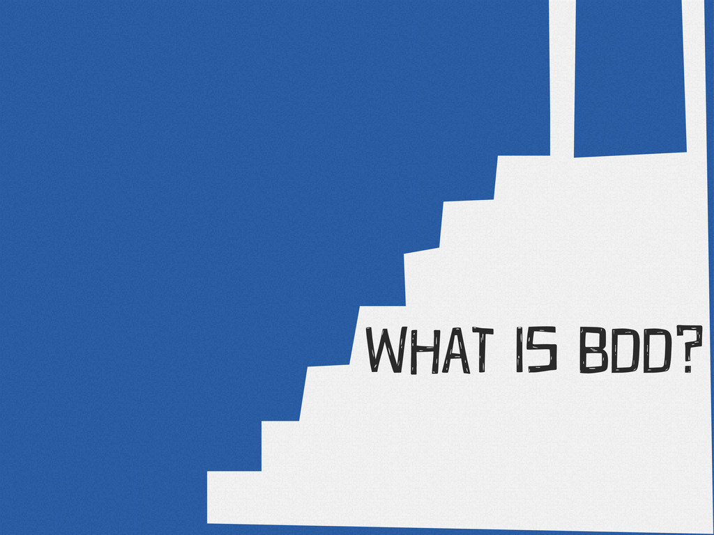 e WHaT Is bDD?