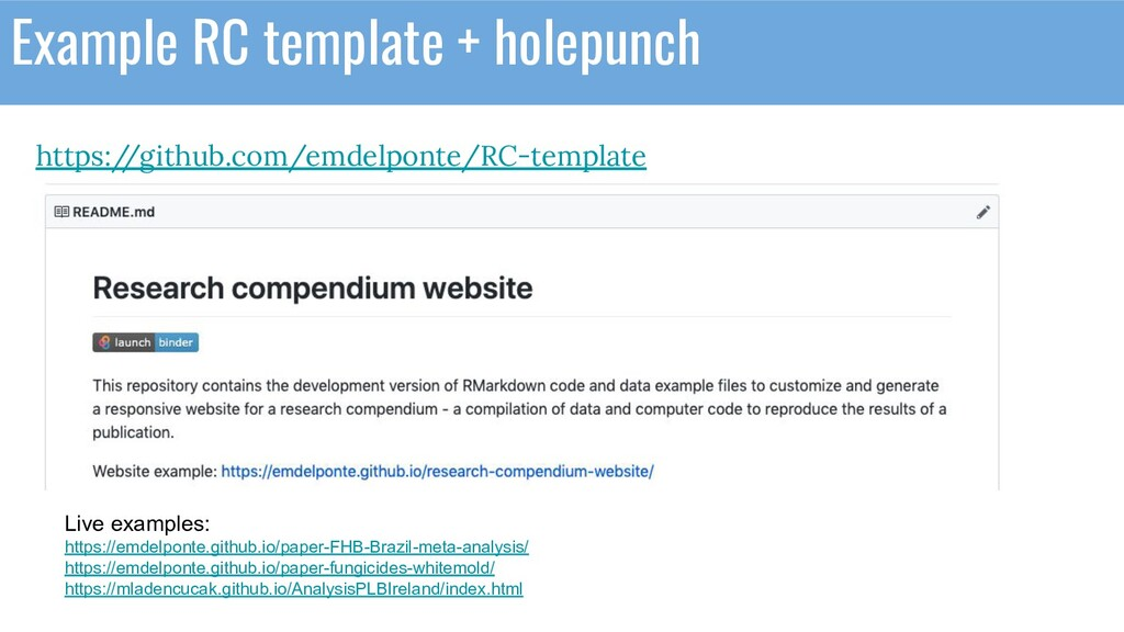 https:/ /github.com/emdelponte/RC-template Exam...
