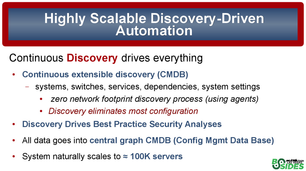 Highly S Highly Scalable Discovery-Driven calab...