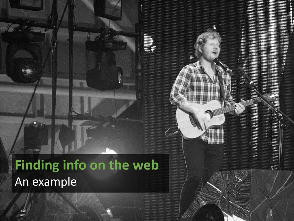 @arnoutboks #010php Finding info on the web An ...