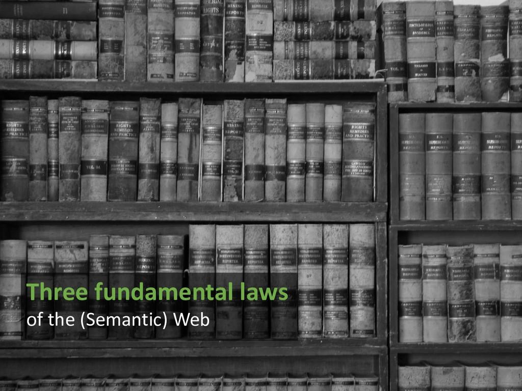 @arnoutboks #010php Three fundamental laws of t...