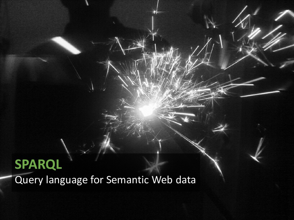 @arnoutboks #010php SPARQL Query language for S...