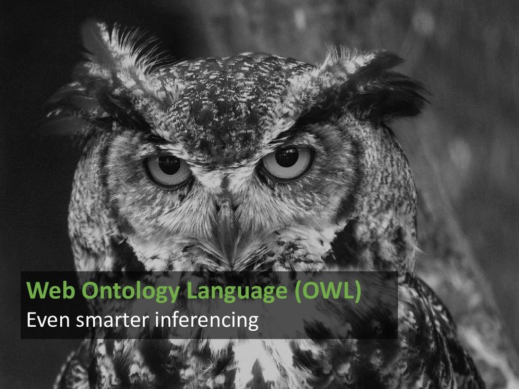 @arnoutboks #010php Web Ontology Language (OWL)...