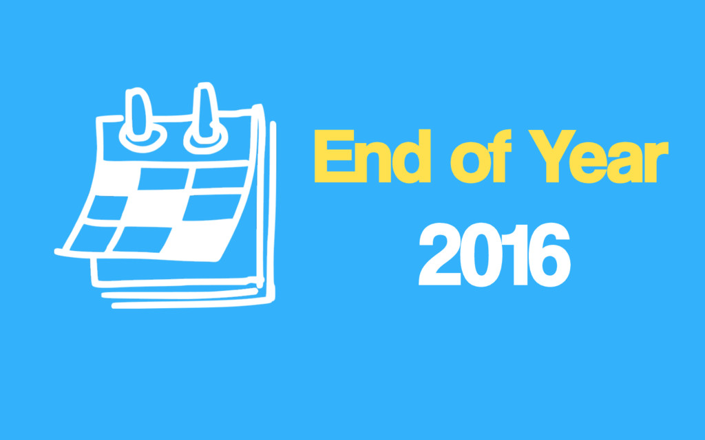 End of Year 2016