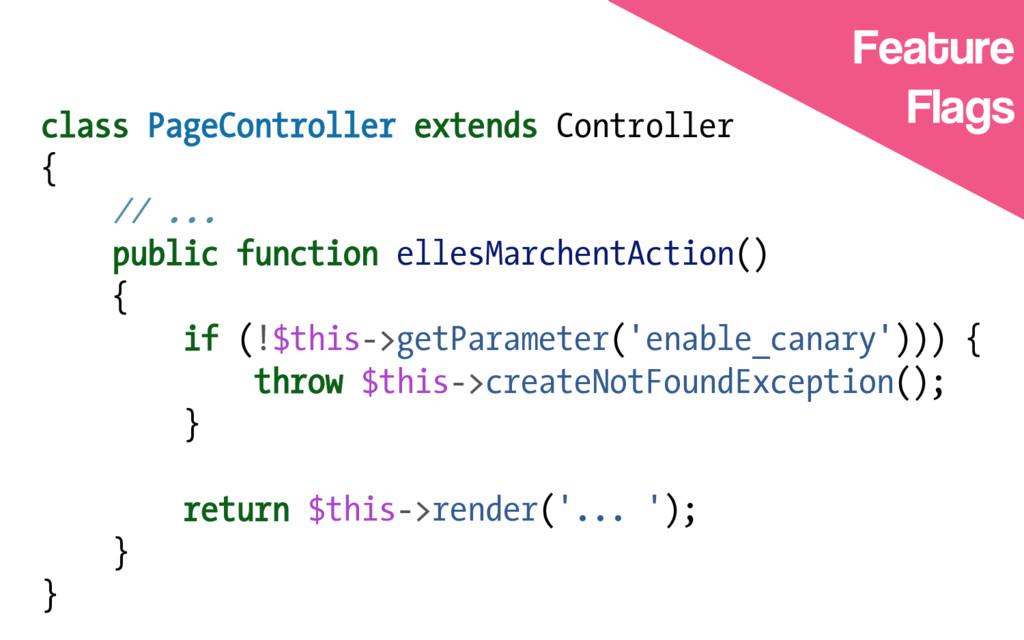 class PageController extends Controller { // .....