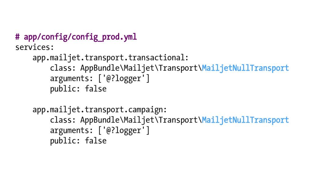 # app/config/config_prod.yml services: app.mail...
