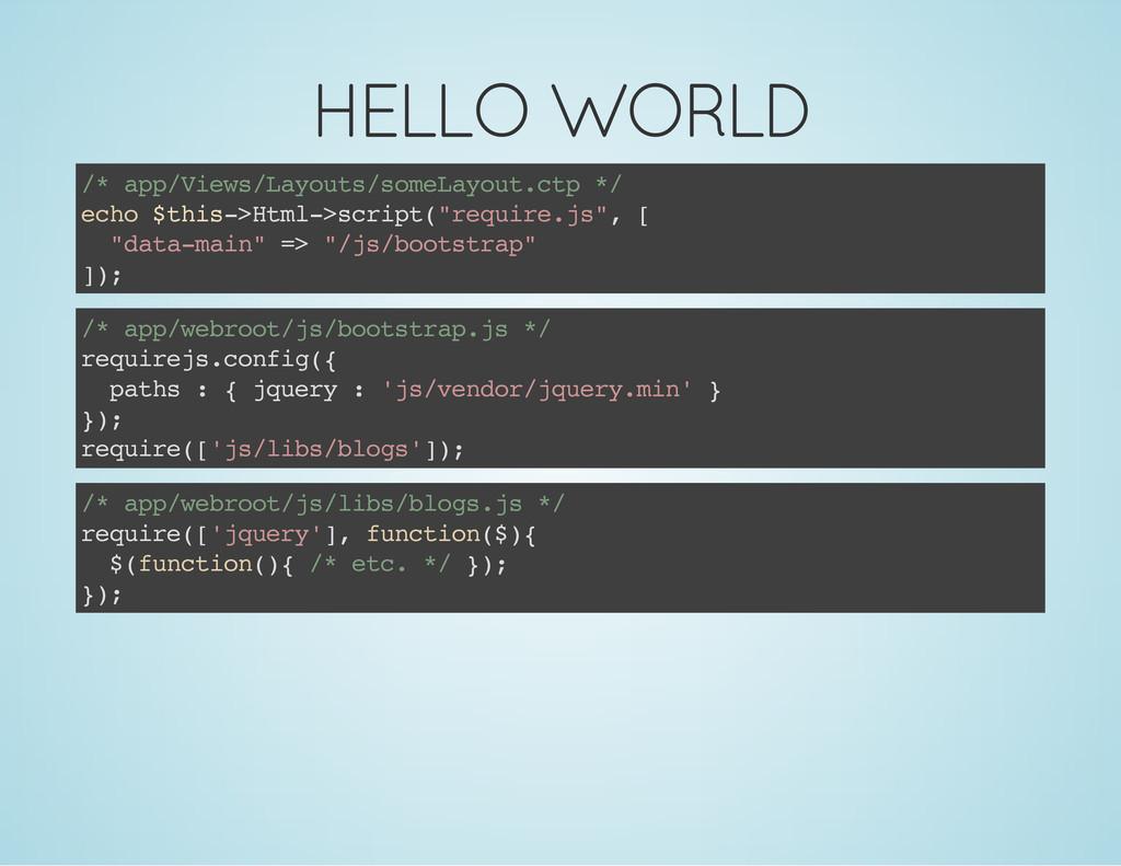 HELLO WORLD / * a p p / V i e w s / L a y o u t...