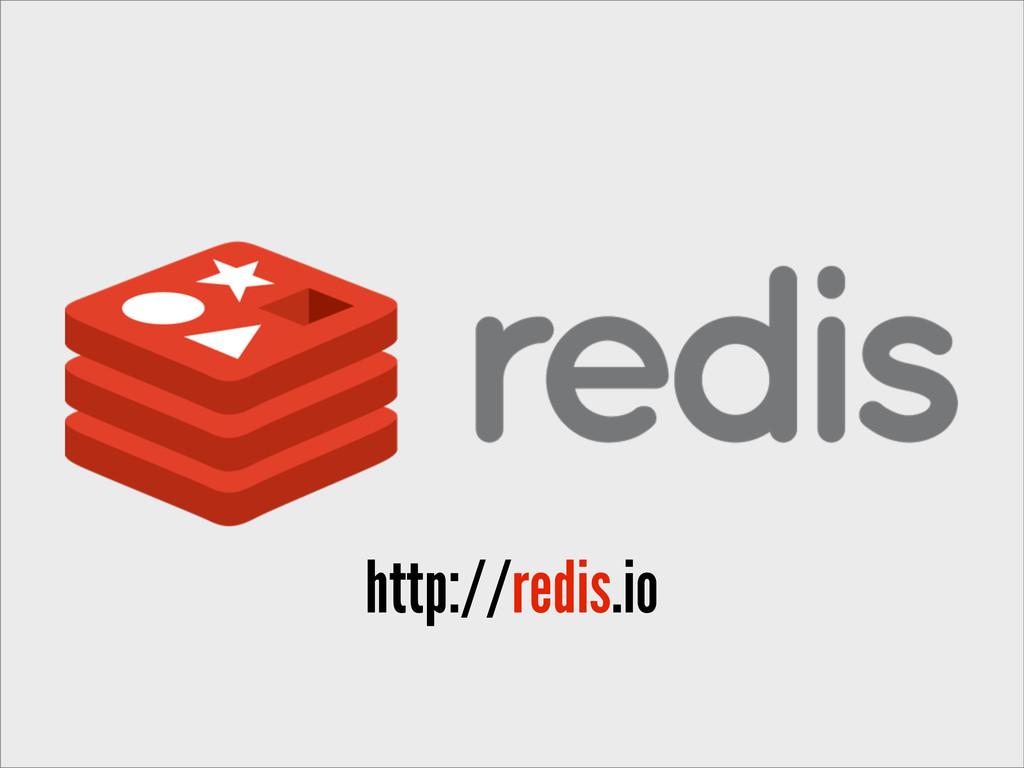 http://redis.io
