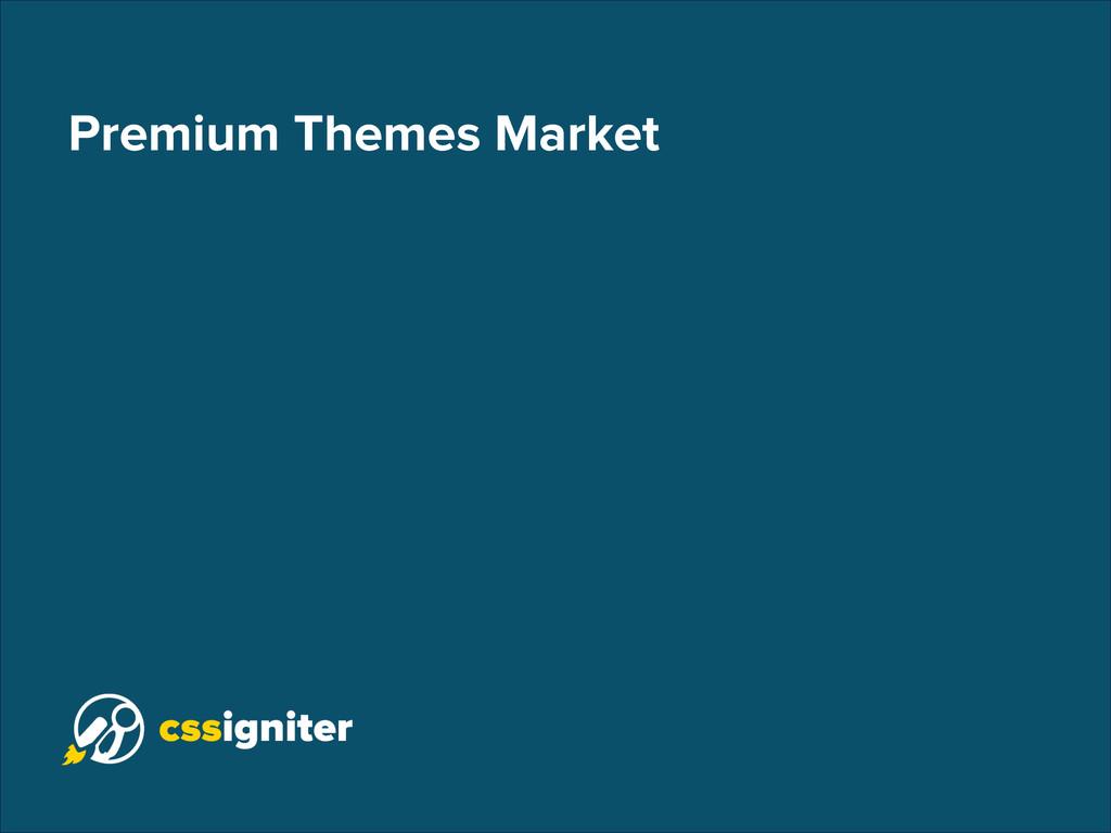 Premium Themes Market